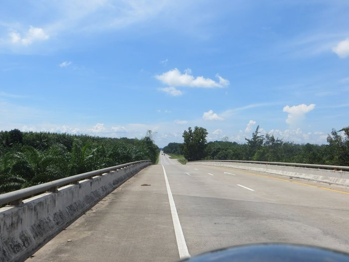 Мост сквозь небо