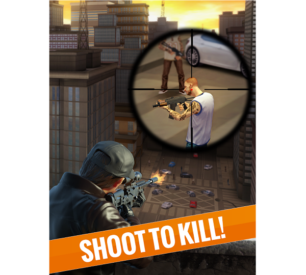 Sniper 3D Assassin: Free Games Android Apk