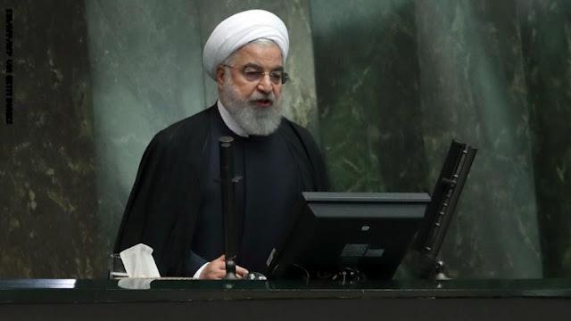 روحاني: لا قيود على برنامج إيران النووي.. وضربات العراق أرغمت واشنطن على التراجع عن تهديداتها