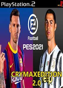 eFootball Pro Evolution Soccer 2021 Ps2 ISO Esp Multi MF