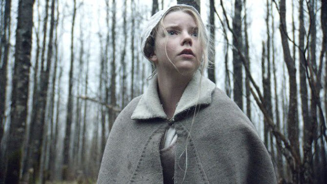 Anya Taylor-Joy- The Witch film 2016