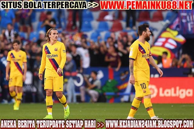 Tidak Umpan Bola Ke Griezmann, Messi Banjir Sindiran