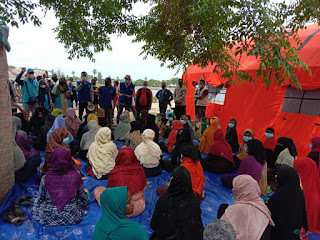 UNHCR Minta Izin Pemko Lhokseumawe Tampung Warga Rohingya yang Terdampar di Aceh Timur