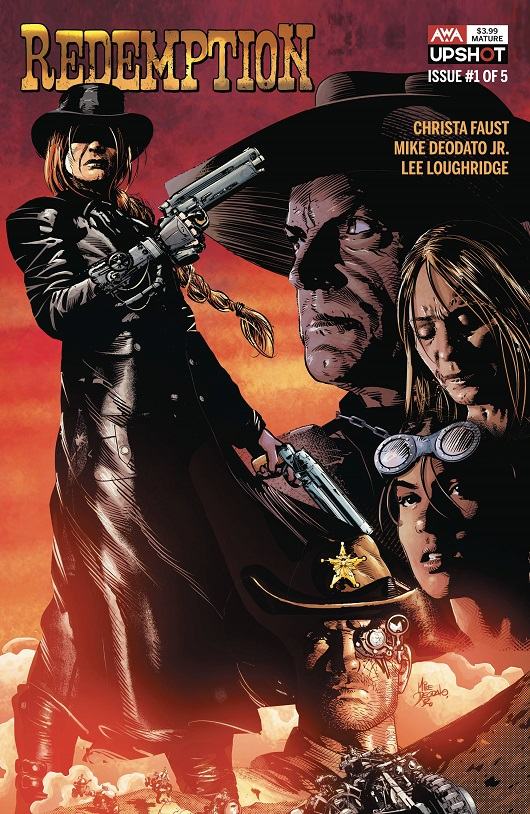 Cover of Redemption #1