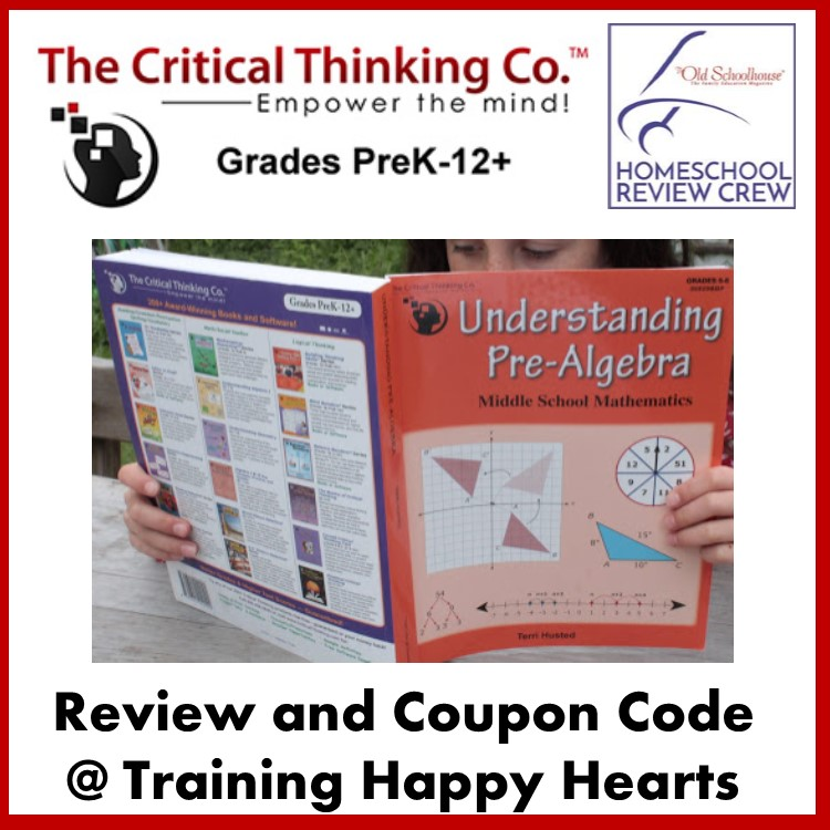 Training happy hearts straightforward pre algebra your whole family can use a review coupon code fandeluxe Images
