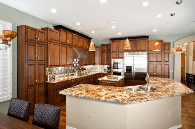 Cool Countertop Kitchen