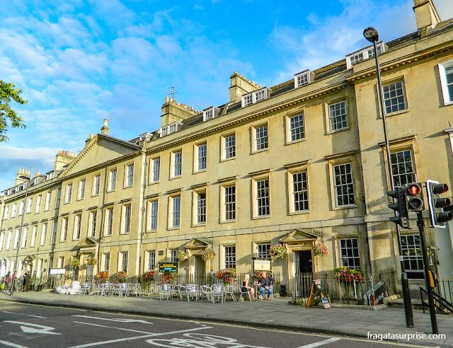Parade Park Guesthouse, em Bath, Inglaterra