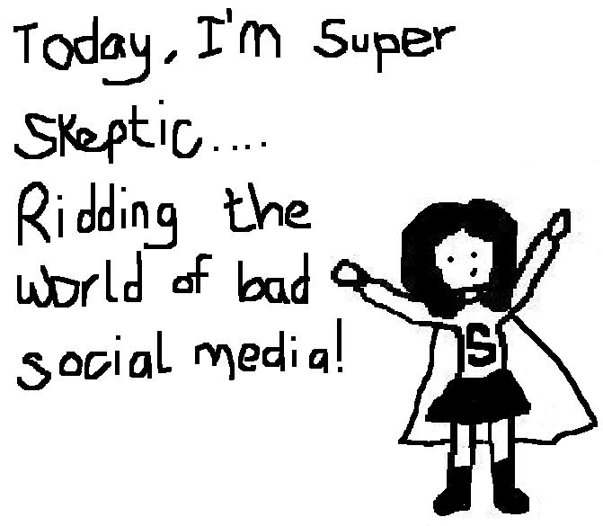 The Social Media Skeptic