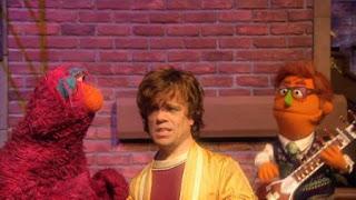 Simon, Peter Dinklage, Telly, Philip, Sesame Street Episode 4405 Simon Says season 44
