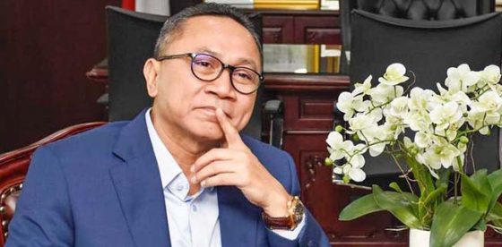 Reshuffle, Indobarometer: PAN Akan Masuk Kabinet, Kemungkinan Zulhas atau Nama Lain