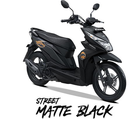 Spesifikasi dan Harga Honda BeAT Street eSP Terbaru
