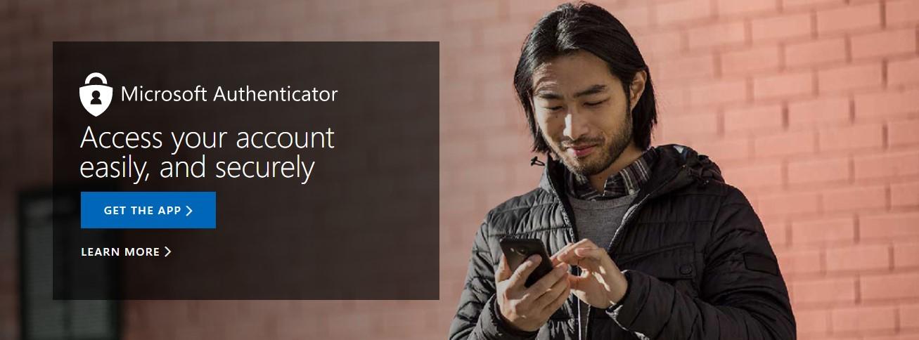 Aplikasi Microsoft Authenticator