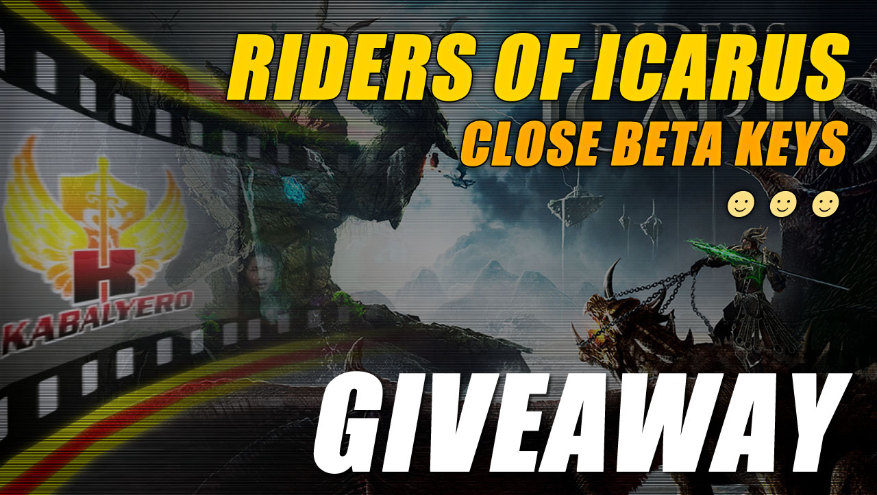 Riders of icarus giveaway