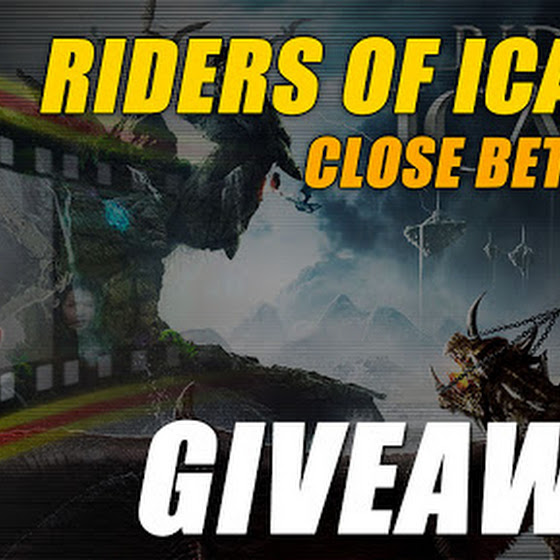 Riders Of Icarus Close Beta Keys Giveaway