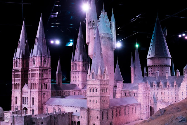 Harry Potter, London, Studio Tour, Warner Bros. Studio Tour, Hodwards, Hogwards Model
