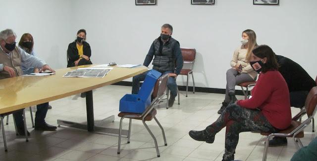 Desde el Concejo Deliberante citaron al secretario de Obras Públicas, Gustavo Torres, para conocer las obras que se llevan a cabo en el autódromo.