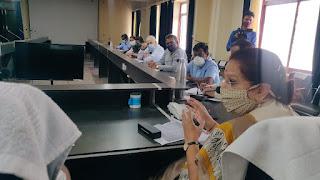 जिला स्तरीय क्राईसिस मैनेजमेंट की बैठक संपन्न