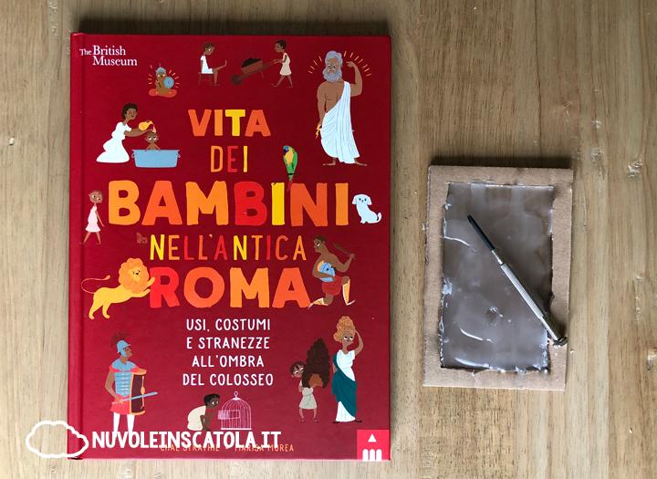 vita dei bambini nell antica roma