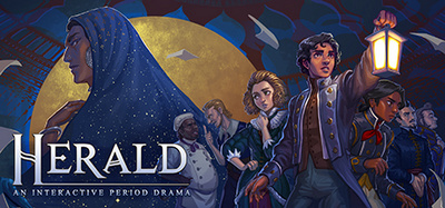 Herald An Interactive Period Drama Book I and II v1.2.0-PLAZA