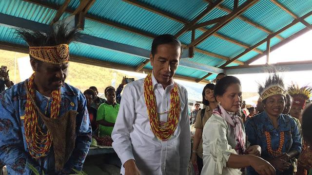 Jokowi Agendakan Bertemu Dengan Pengungsi di Wamena
