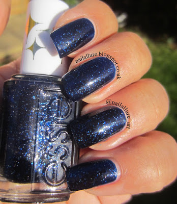 Essie Retro Revival Starry Starry Night Swatch & Review