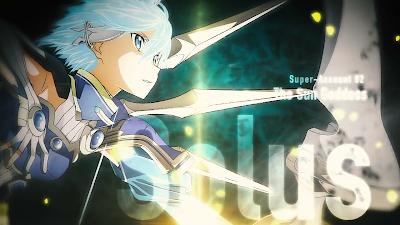 Sinon Solus - Sword art Online War of underworld