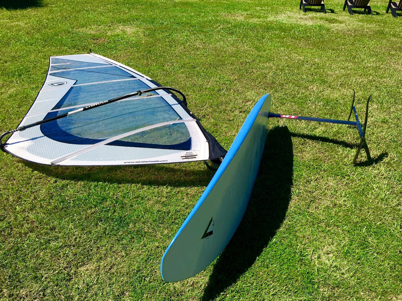 WaterTurtle: Windsurf Foiling