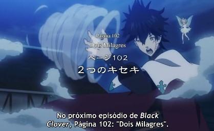Black Clover Episódio 102