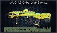 AUG A3 Cyberpunk Deluxe