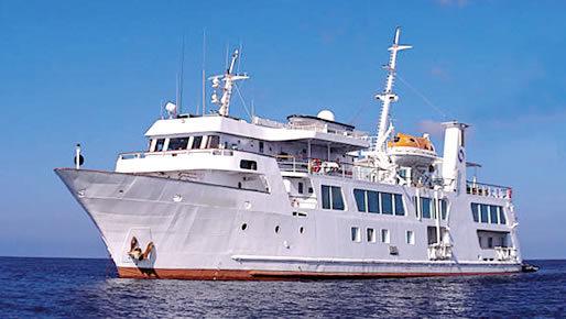 Galapagos travels