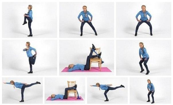 Картинки по запросу упражнение на укрепление коленного сустава