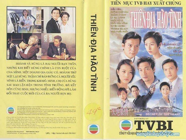 http://xemphimhay247.com - Xem phim hay 247 - Bí Mật Trái Tim - Thiên Địa Hào Tình (1998) - Secret Of The Heart (1998)