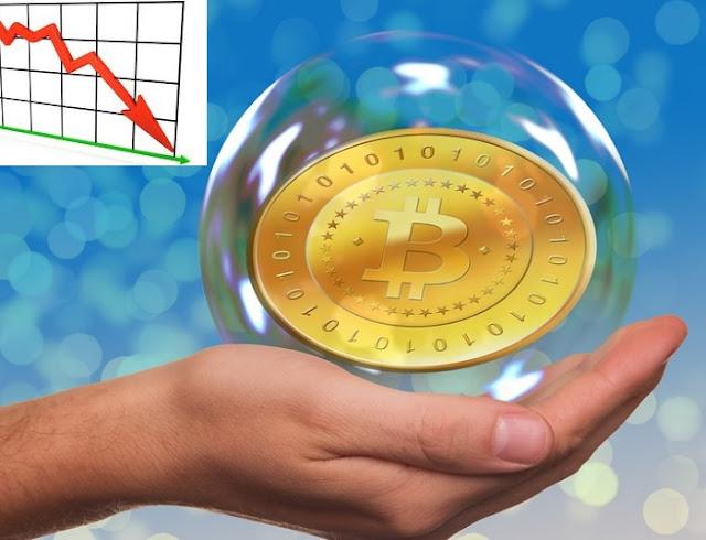 El Bitcoin es una burbuja