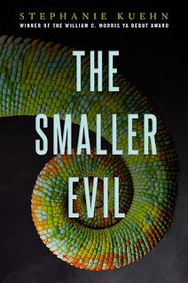https://www.goodreads.com/book/show/27774725-the-smaller-evil