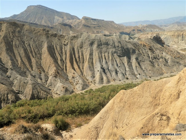 visitar el desierto de Tabernas en Almería