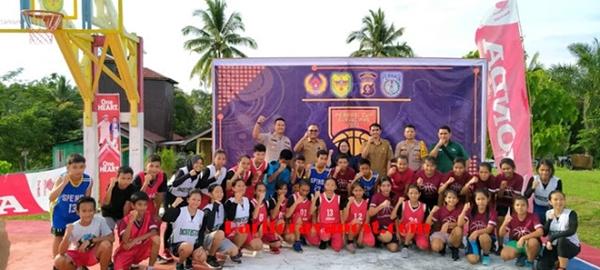 Perbasi Cup Dimulai, Rangka Menjaring Pemain Muda di Gumas