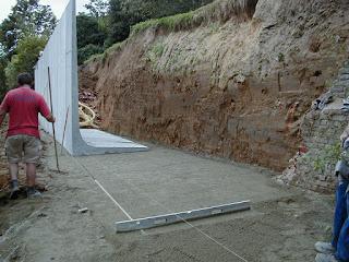 Murs de soutènement et blindages - présentation en pdf