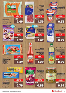 Kaufland Prospekt - Woche 13 - Angebote ab 23. bis 29. März 2017