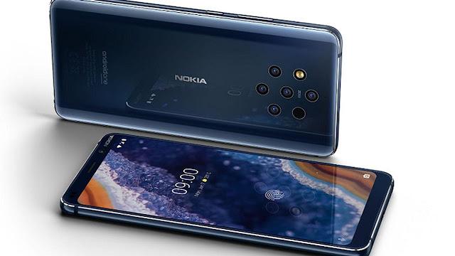 Nokia Disebutkan Siapkan Teknologi Kamera Dibawah Layar Pada Nokia 9.2