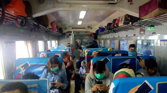 Harga Tiket Kereta Api Blitar Jakarta Terbaru 2020 dan Cara Cetak Mandiri