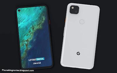 Google Pixel 4a Pics