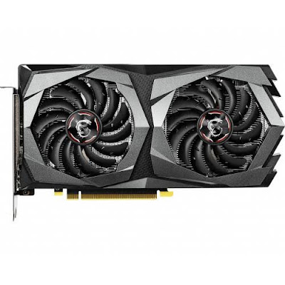 NVidia GeForce GTX 1650ドライバーのダウンロード