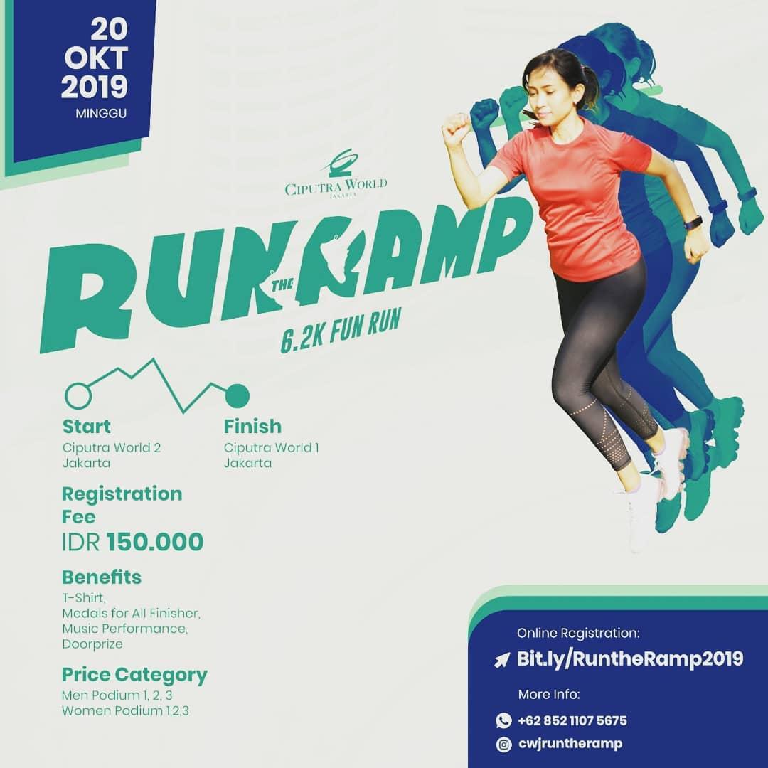 Run The Ramp • 2019