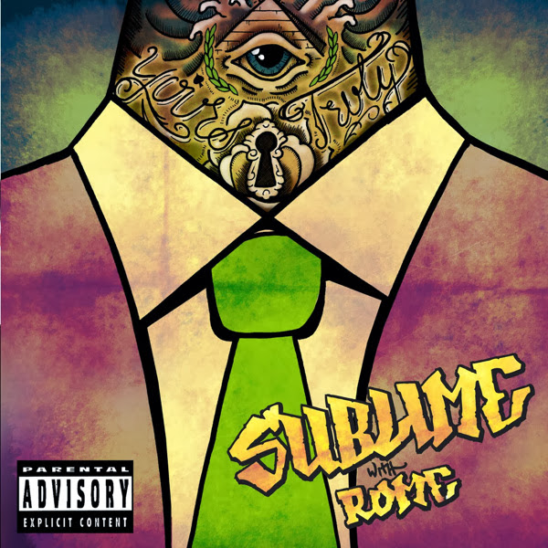 Sublime With Rome - Yours Truly (Deluxe Version)  Cover