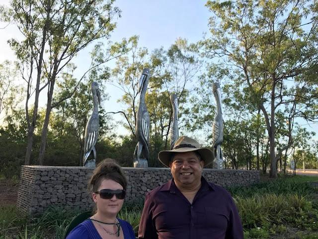 Northern Territory Public Art | Yarrawonga Brolga