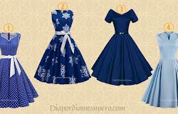 👗 Test de los vestidos retro