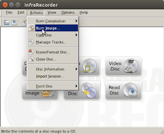 Cara Membakar File ISO Ubuntu Ke Dalam DVD Di Windows