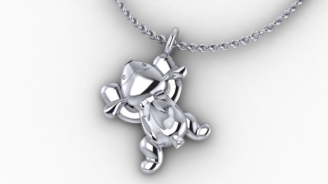 Heulwen Lewis keepsake pendant