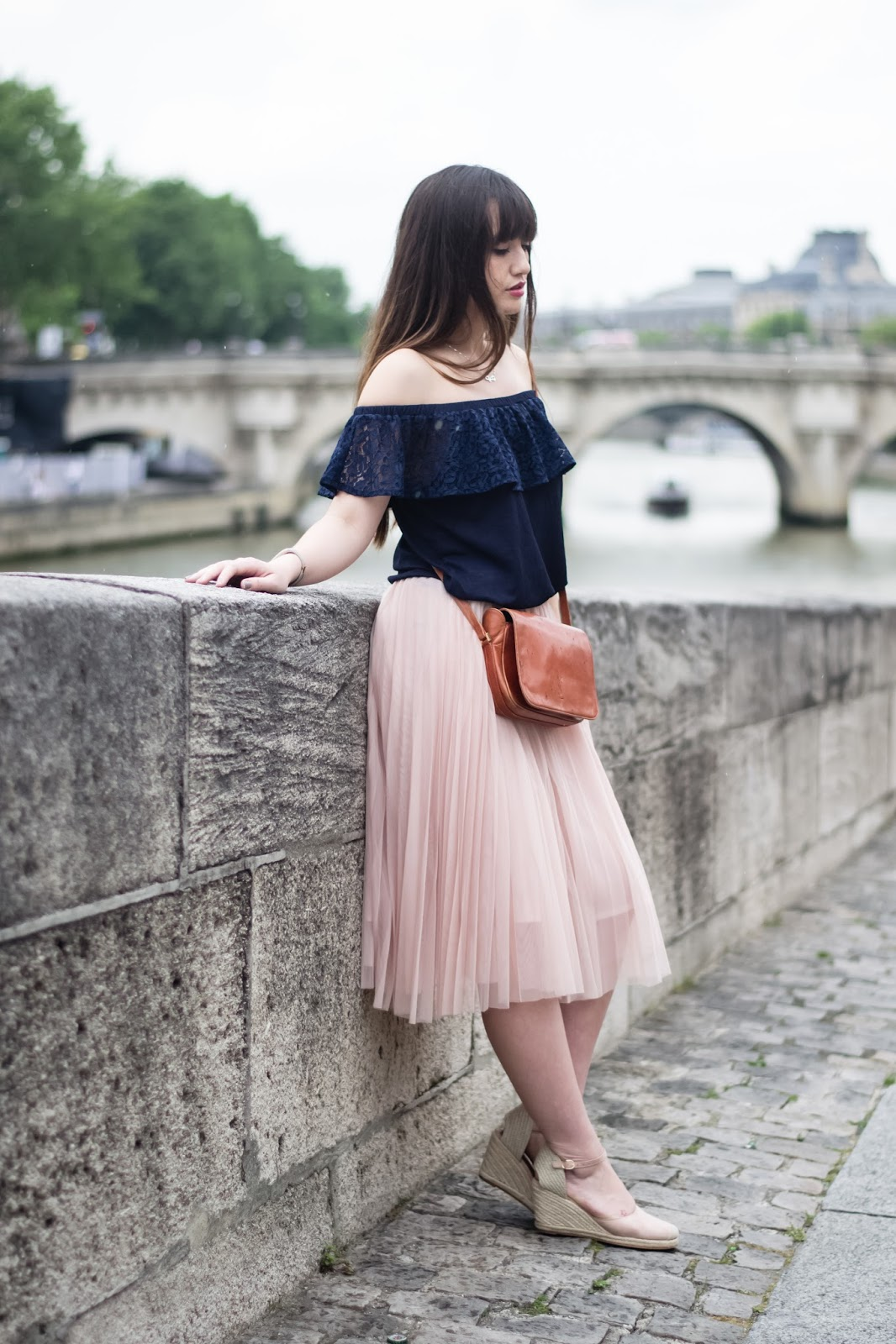 meetmeinparee, paris blogger, fashion, look, style, chic parisian style, spring look, pink tutu skirt
