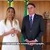 EM ENCONTRO COM PRESIDENTE BOLSONARO, FLÁVIA ARRUDA DEFENDE AUMENTO PARA PMs E BMs